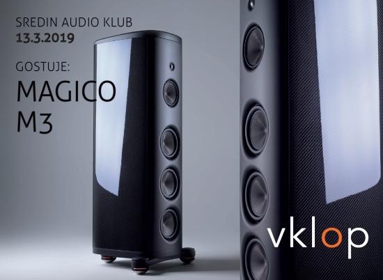 3. Audio Klub: Magična sreda