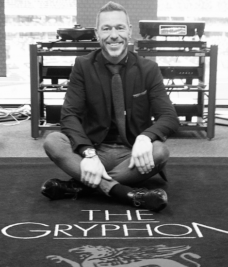 Gryphon Audio &Sigma Acoustics