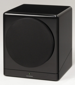 SCANSONIC M8 SUB ACTIVE Black