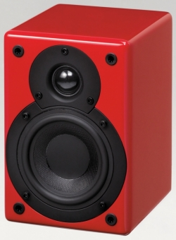 SCANSONIC S4 Red