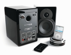 SCANSONIC S5 BT Active Black