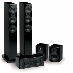 SCANSONIC HC900 Home Cinema BL