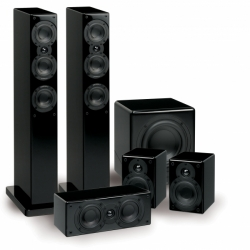 SCANSONIC HC951 Home Cinema BL