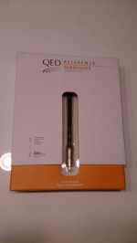 QED REFERENCE SUBWOOFER CABLE